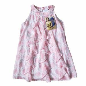 B2G1 NWT Disney Beauty & The Beast Pink Dress